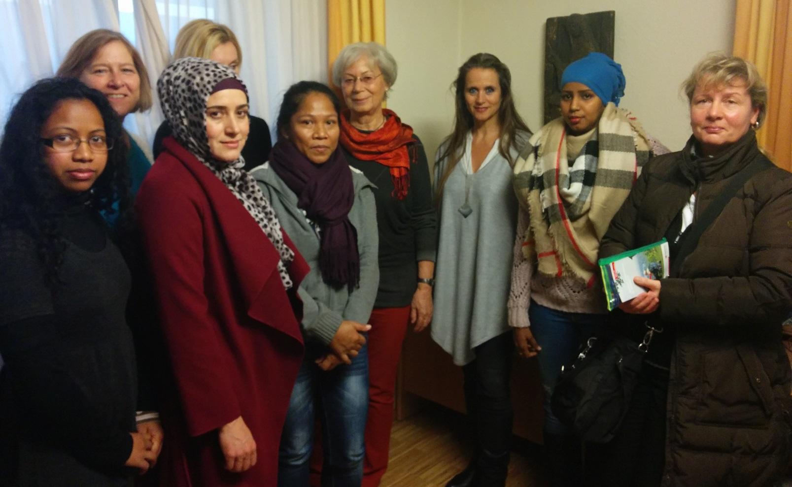 Altenpflegeschule trifft Malteser Hospiz
