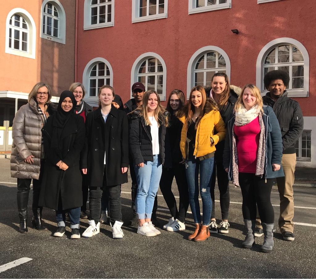 Besuch von Bundestagsabgeordneten Ursula Groden-Kranich (CDU)
