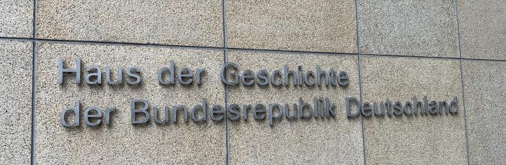 Studienfahrt ins Haus der Geschichte nach Bonn