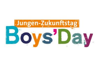 Boys Day am 28. März