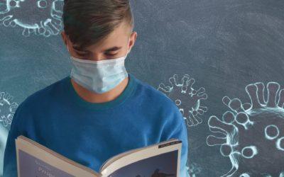 Corona: Maskenpflicht im Unterricht