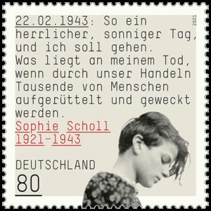 Foto: © manuel aicher, rotis im allgäu ,                                                                                        Wert: 80 Cent Gestaltung der Postwertzeichen: Detlef Behr, Köln