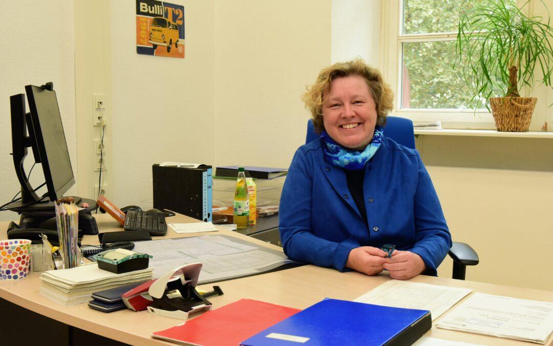 Frau Dr. Deml-Reißer ist offen für Anliegen